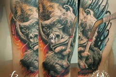 inferno-tattoo-barcelona-gorila-christian-kurt-valencia-convention