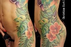 christian-kurt-bieber-realismo-color-grande-costillas-completas-motivos-vegetales-flores-hojas-jpg