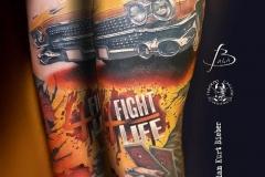 inferno-tattoo-barcelona-christian-kurt-coche-tatuaje