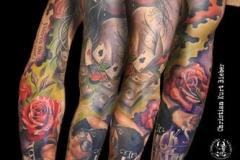 inferno-tattoo-barcelona-realismo-color-christian-kurt-bieber-grande-brazo-completo-actrices-cine