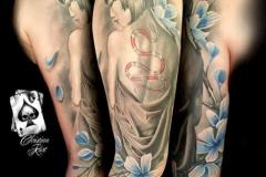 inferno-tattoo-barcelona-realismo-color-christian-kurt-bieber-grande-brazo-gueisha