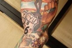 inferno-tattoo-barcelona-christian-kurt-eeuu-california-surf-grande-color
