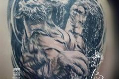 inferno-tattoo-barcelona-tigre-negro-gris-espalda-joel-federico