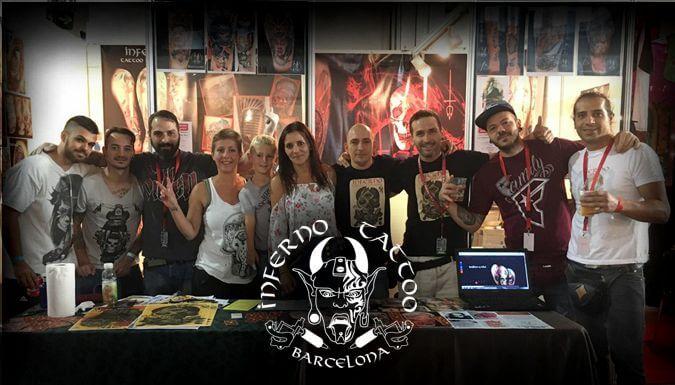 convencion de tatuajes en barcelona