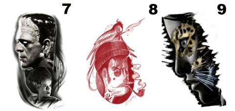 Oferta en tatuaje 7-8-9