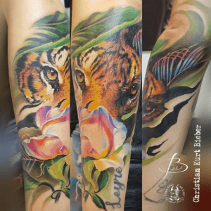 inferno-tattoo-barcelona-zaragoza-tattoo-convention-pieza-realismo-color-tigre-para-leyre