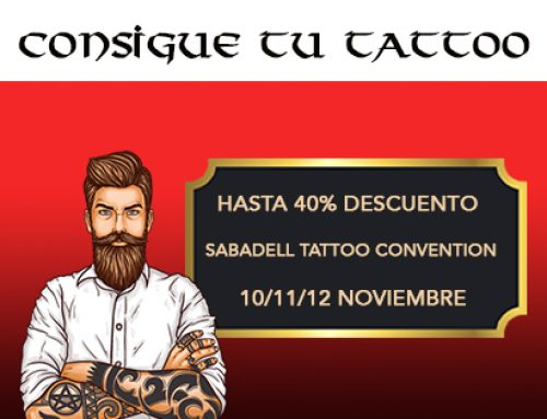 Sabadell Tattoo convention 2017