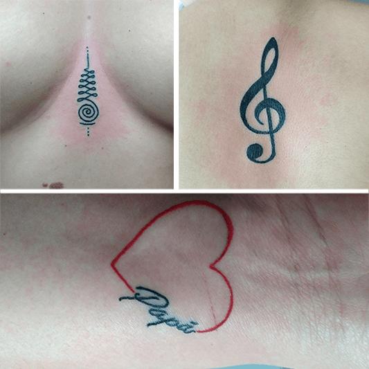 Tatuajes Pequenos Un Simbolo Que Permanece - Tatuajes-pequeos-fotos