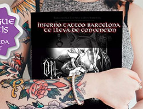 Sorteo de una entrada doble para la Only tattoo Barcelona 2018