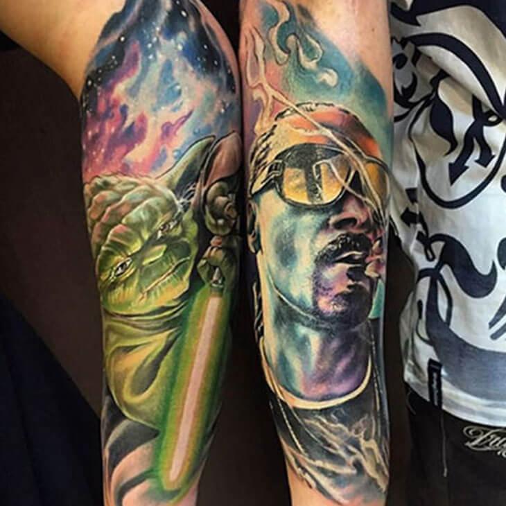 Elige los mejores tatuajes de Barcelona