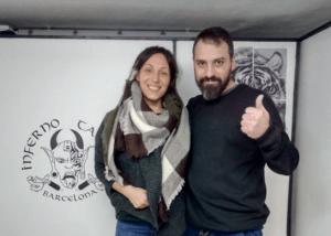 Opiniones sobre tatuajes. La guerrera mexicana de María.