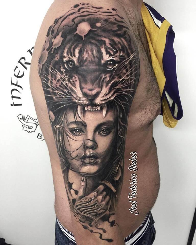 ⬇️ Estudio De Tatuaje Y Piercings En Barcelona De Confianza ⬇️