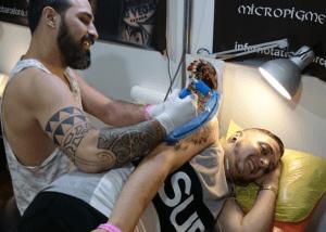 La experiencia de Kevin y los tatuajes.