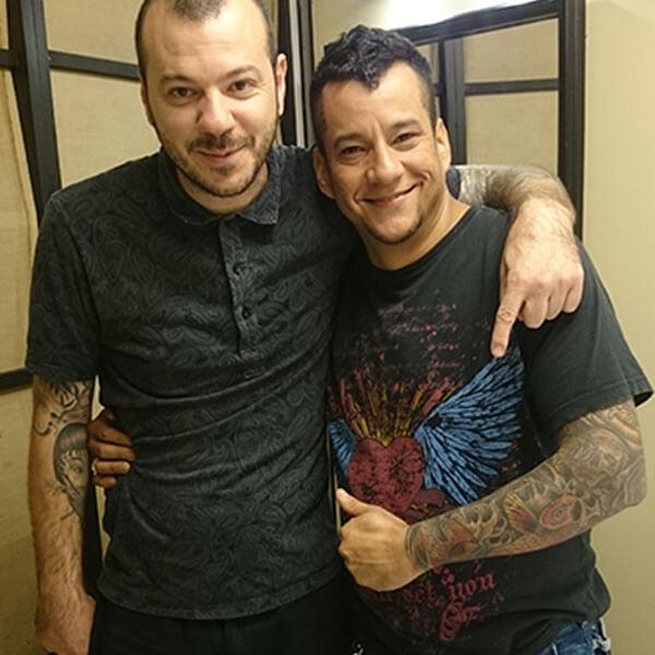 Opiniones sobre tatuajes. El brazo de Samuel.