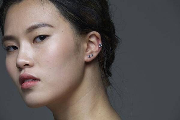 guía de piercing: piercing en la oreja