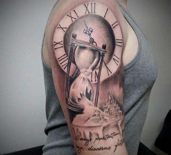 reloj-arena-tattoo