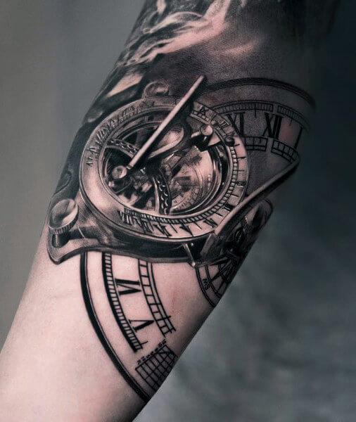 reloj-solar-tattoo