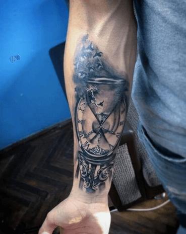 tatuaje-reloj-arena8