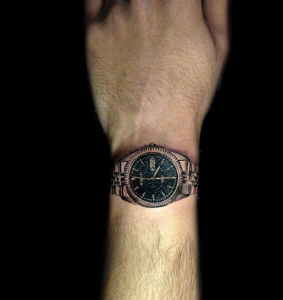 tatuajes-de-reloj-pulsera