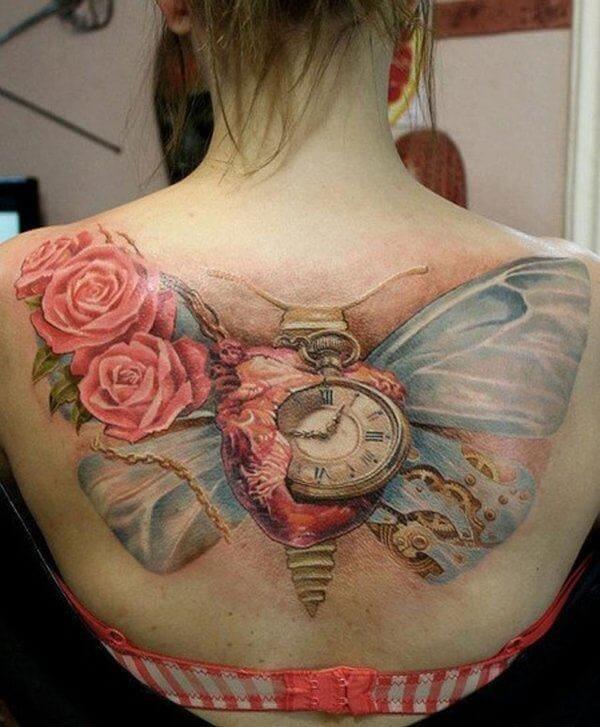 tatuajes-de-relojes-bonitos