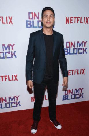 Julio Macías, tatuajes en Netflix