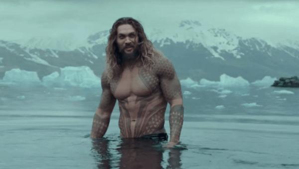 Tatuajes en Netflix: Aquaman
