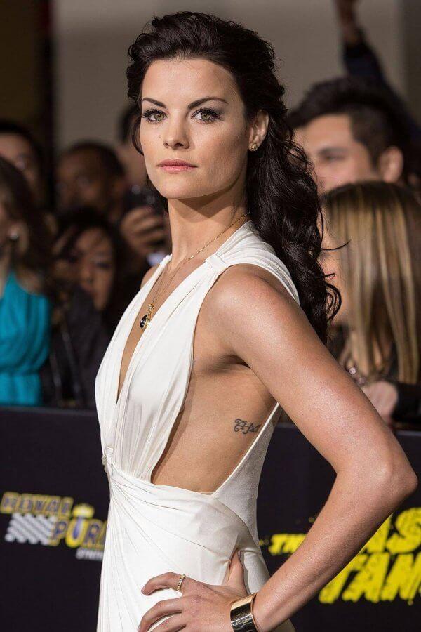 Tatuajes de celebrities: Jaimie Alexandre